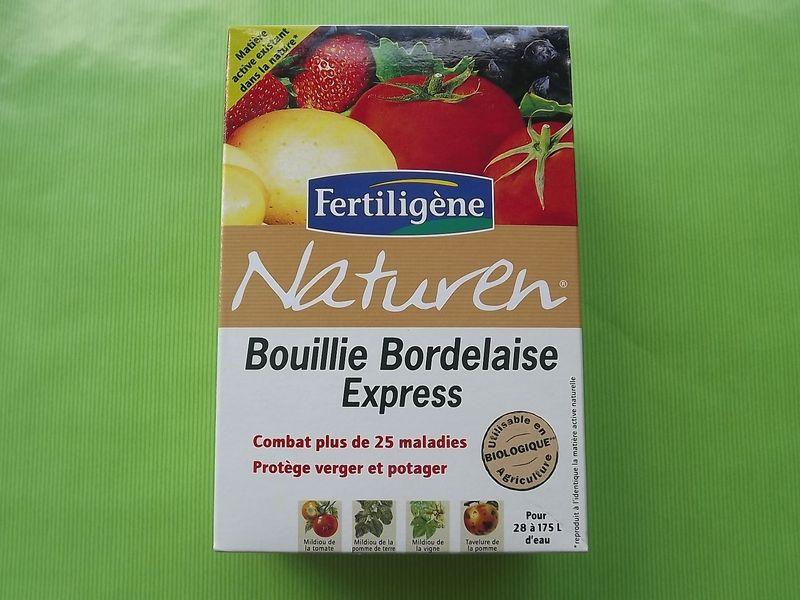 Bouillie bordelaise express lutte biologique et protection - Traitement arbres fruitiers avec bouillie bordelaise ...