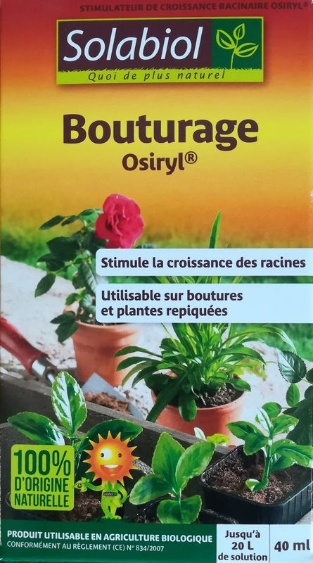 - Bouturage - Solabiol 40ml - Fertilisant