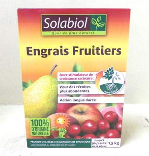 ENGRAIS FRUIT solabiol