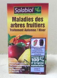 Lutte biologique pour votre jardin pepini re en ligne - Maladie des arbres fruitiers ...