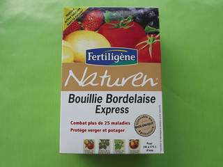 phyto bouillie bordelaise at